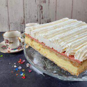 taart tompouce